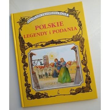 Polskie legendy i podania ZŁOTA ENCYKLOPEDIA BAJEK