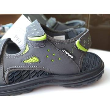 Sandały Martes obuwie buty kapcie