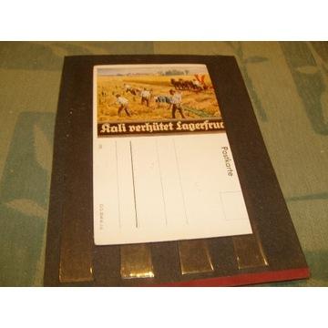 Kartka pocztowa niemiecka