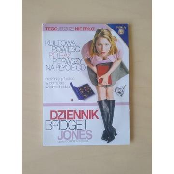 DZIENNIK BRIDGET JONES audiobook Dorota Segda