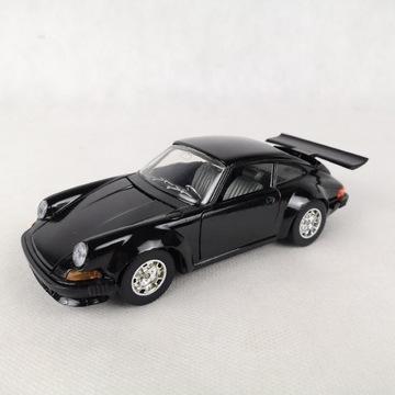 Bburago Porsche 911 skala 1:24 czarny
