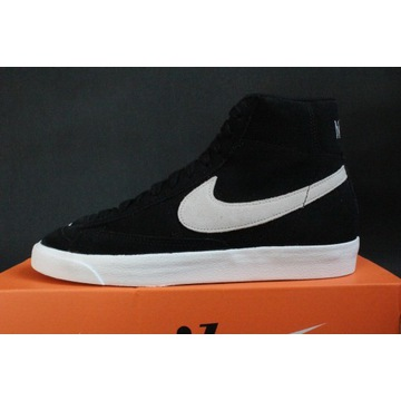 Nike Blazer Vintage 77' Mid Black 8us/41eu