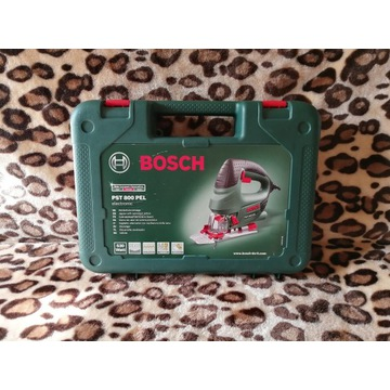 Wyrzynarka Bosch PST 800 PEL + walizka