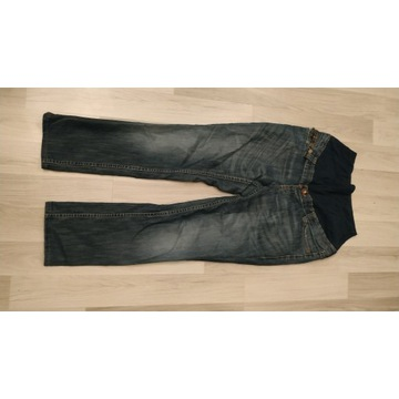 Spodnie ciążowe jeansy
