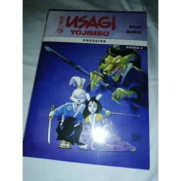 Usagi - Yojimbo - Początek - NOWY, W FOLII