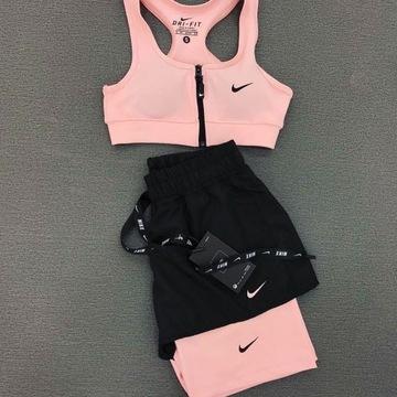 Sportowe komplety marki Nike