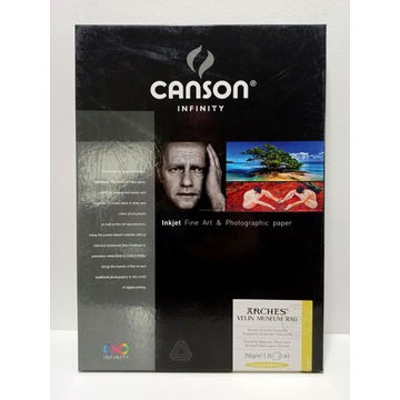 CANSON INFINITY Arches Velin Museum Rag 250 A3