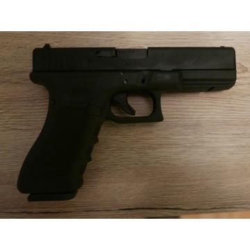 Pistolet GBB Glock 17gen4 (2.6411)gaz kulki Umarex