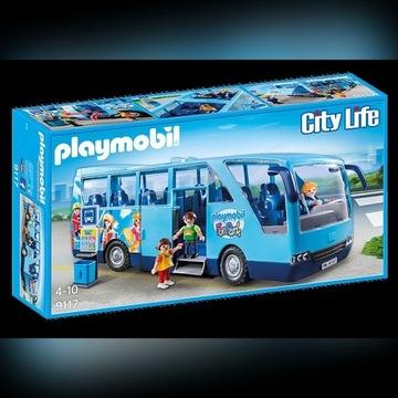 Playmobil 9117 Autobus Fun Park NOWY Promocja