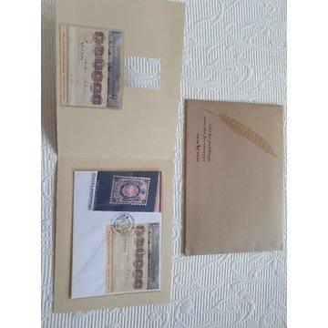 Folder 150 lat polskiego znaczka pocztowego 2010