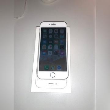 Iphone 6S 64GB silver idealny WAWA