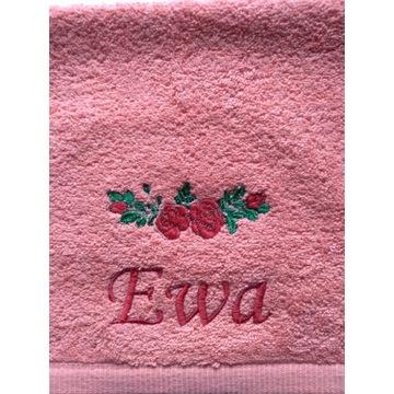 Ręcznik 30x50 z haftem imienia Ewa upominek