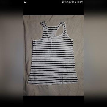 Bluzka t-shirt H&M 158-164