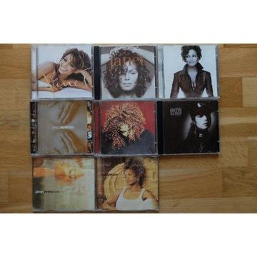 Janet Jackson - dyskografia, kolekcja, zestaw CD