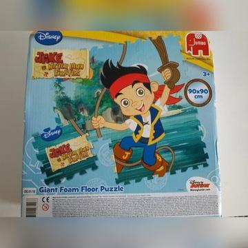 Puzzle piankowe Disney