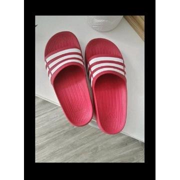 Klapki Adidas roz.37