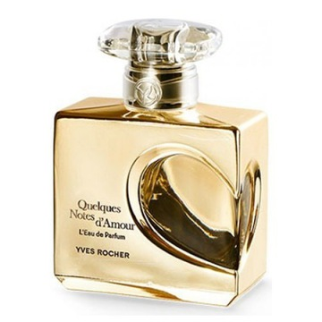 QUELQUES NOTES D'AMOUR EdP 50 ml + 5 YVES ROCHER
