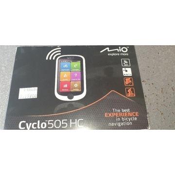 Nawigacja rowerowa Mio Cyclo 505HC