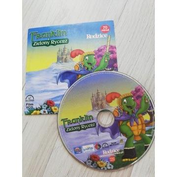 Franklin i zielony rycerz film VCD
