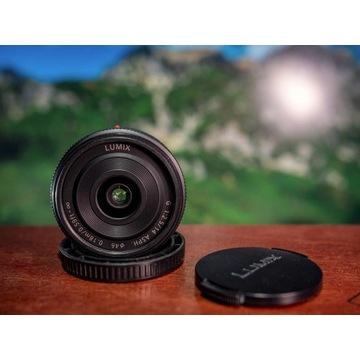 Obiektyw Panasonic LUMIX G 14mm f/2.5 ASPH