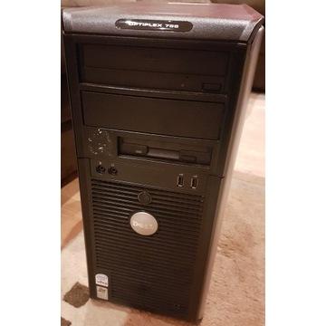 Komputer Optiplex755 E6750 2.66GHz 500GB