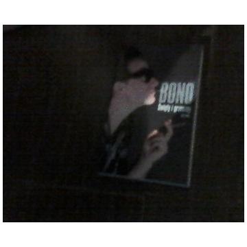 Bono Mick Wall