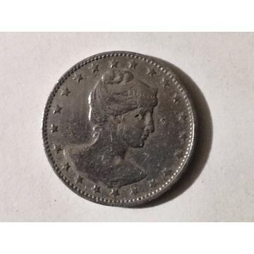 100 Reis 1901 rok Brazylia Oryginał