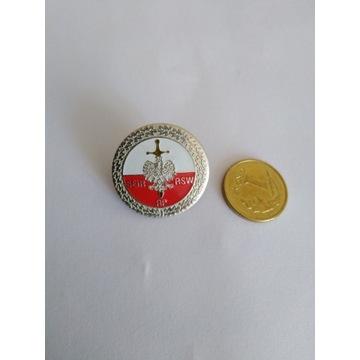 Odznaka SEiR RSW RP