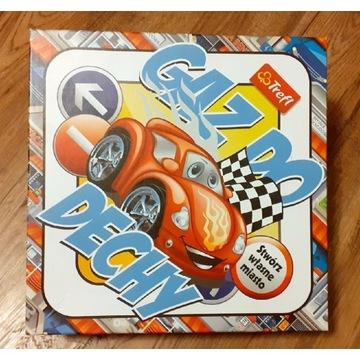 Gra / puzzle Gaz do dechy, Trefl, wiek 4+
