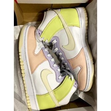 Buty Sportowe Nike Dunk High Lemon Twist r. 38