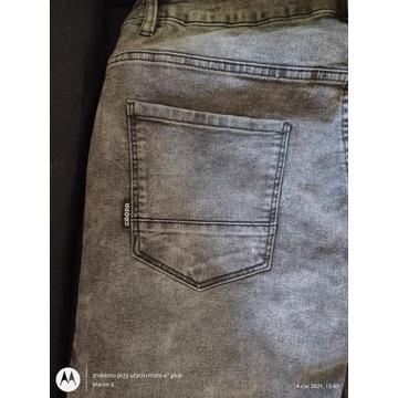 Spodnie skinny Cropp