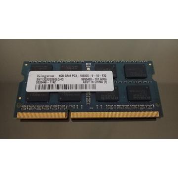Kingston SNY1333D3S9ELC/4G - 4GB DDR3 PC3-10600