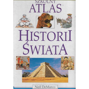 Szkolny atlas Historii Świata
