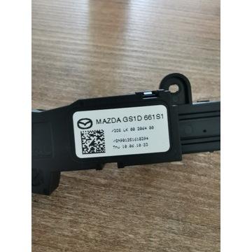 Mazda 6GH czujnik kąta skrętu kierownicy