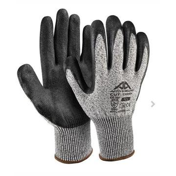 Rękawice robocze antyprzecięciowe Active Gear 10/