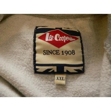 Bluza Sportowa z kapturem marki LEE COOPER XXL