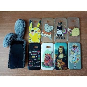 Samsung Galaxy A5 (2017) + 9x case