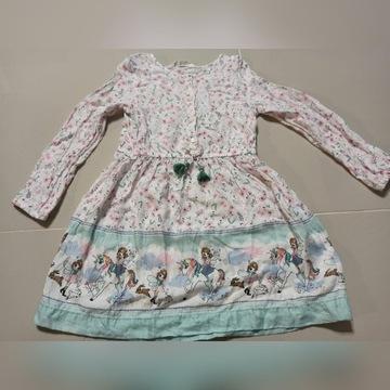 Sukienka HM r 116