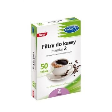 Najlepszej jakości Filtry do kawy STELLA
