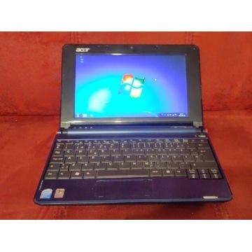 Acer Aspire one ZG5 Atom N270 1.60GHz 1.50GB/320GB