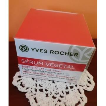 Yves Rocher Krem wygładzający zmarszczki-Dzień-30+