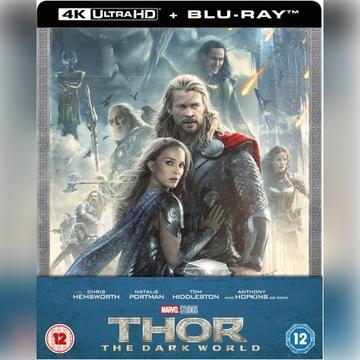 Thor: The Dark World – 4K Ultra HD Steelbook
