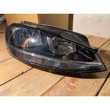 Lampy Golf VII Facelift LED Halogen H7 Golf 7.5
