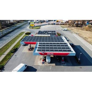 FOTOWOLTAIKA panele słoneczne Zielona-Energia