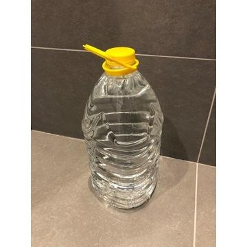 Woda desytlowana, demineralizowana, 5l