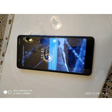 Telefon NOKIA 5.1  niebieska    Dual SIM