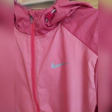 Wiatrówka damska NIKE Running różowa rozmiar XS