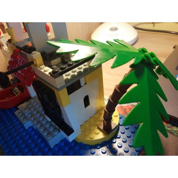 Klocki Lego System 6263 Pirates Imperial Outpost