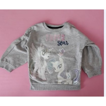 Bluza my little pony - 1 1/2 - 2 lata