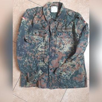 Bluza Bundeswehr Flecktarn Rozm.10 -stan dobry